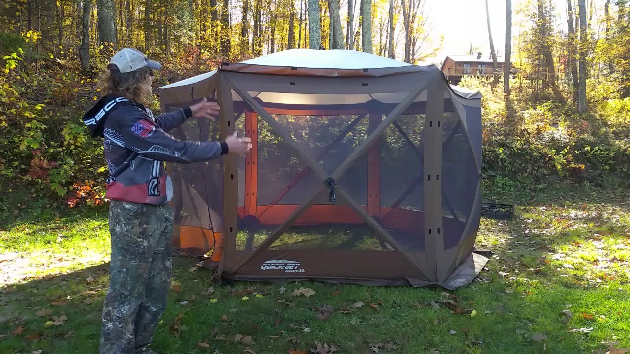 Best Camping Canopy For Rain And Wind