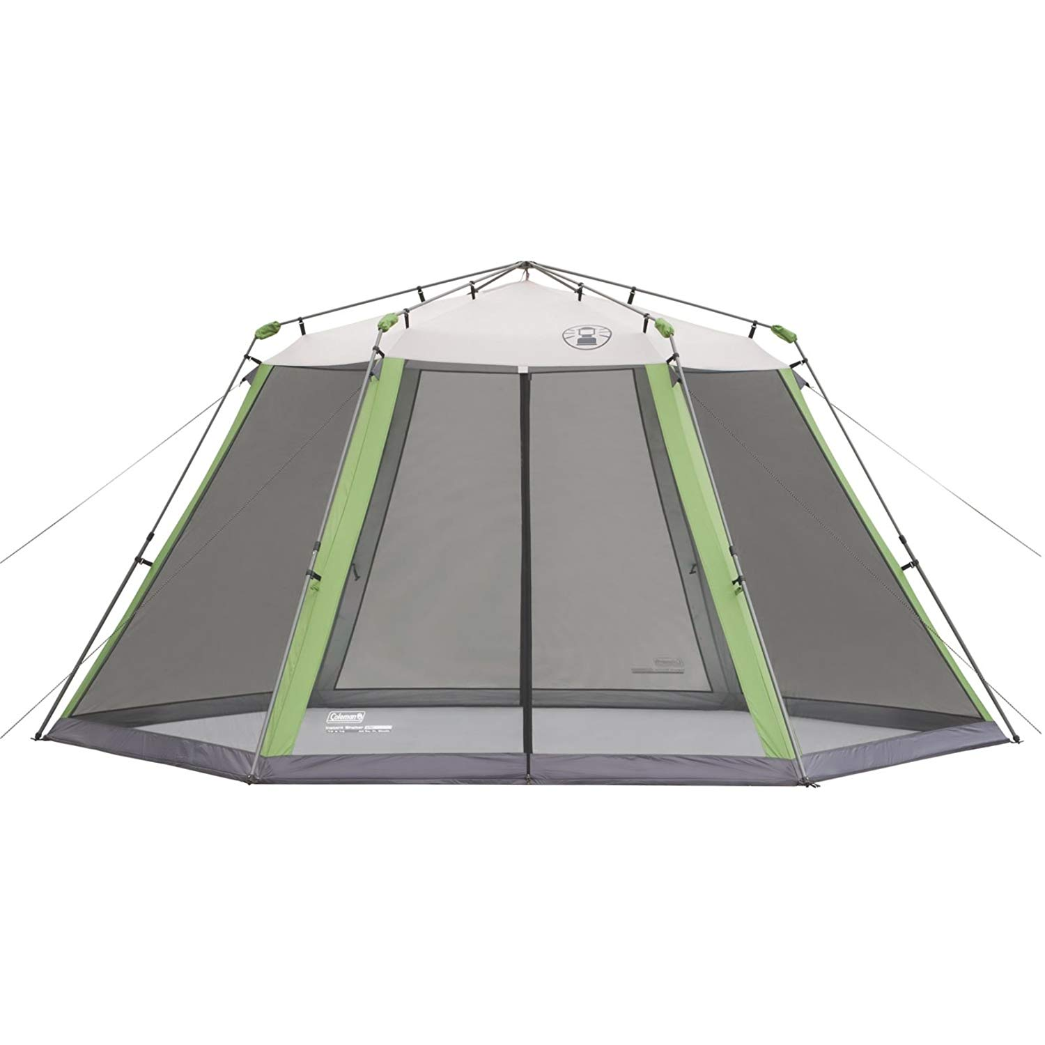 Coleman Instant Screened Canopy Green Big