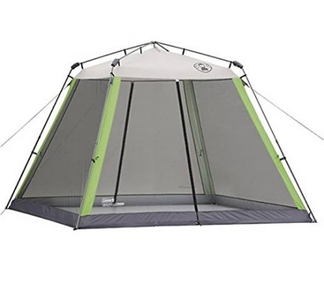 Coleman Instant Screened Canopy Green Small