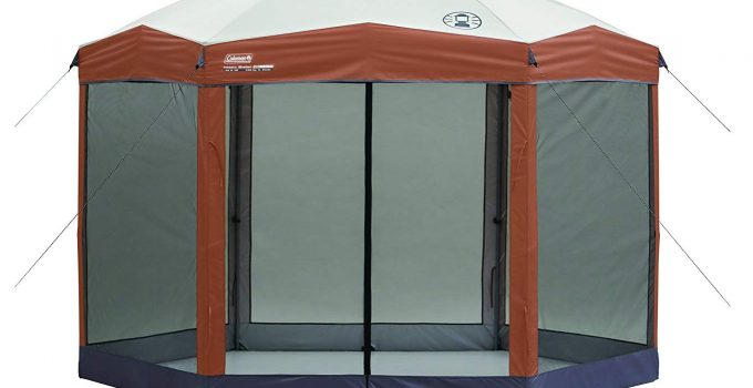Coleman Instant Screened Canopy Reviews