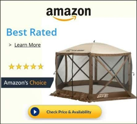 Best Instant Pop Up Canopy Reviews