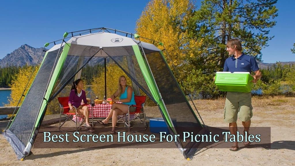 Best Screen House for Picnic Table