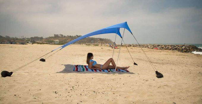 Best Beach Canopy For Wind & Rain