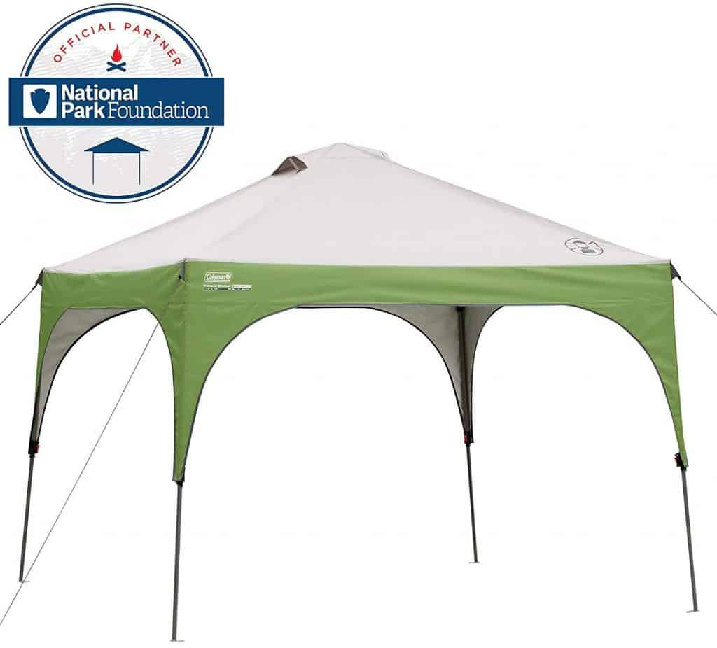 Coleman 10 x 10 Canopy Tent