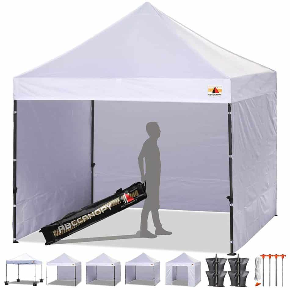 ABCCANOPY 8'x 8' Ez Pop-up Canopy Tent