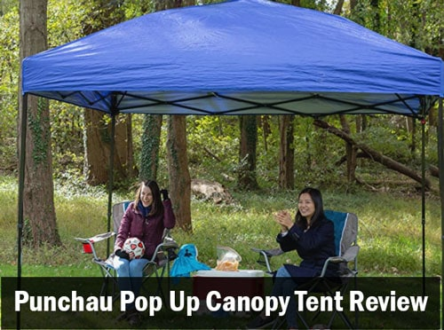 Punchau Pop Up Canopy Tent Review