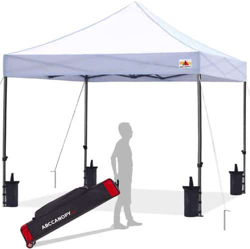 ABCCANOPY Pop up Commercial Instant Shelter